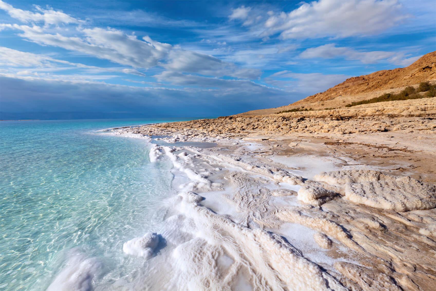 Минералы мертвого моря